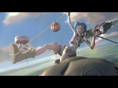 League of Legends - Get Jinxed