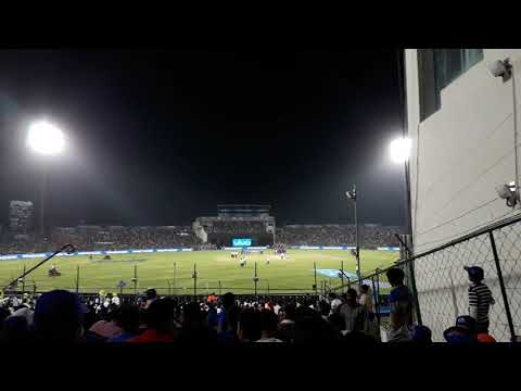 Vivo Ipl rr vs mi Jaipur stadium