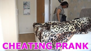 Download HUSBAND CHEATING ON WIFE PRANK 3Gp Mp4