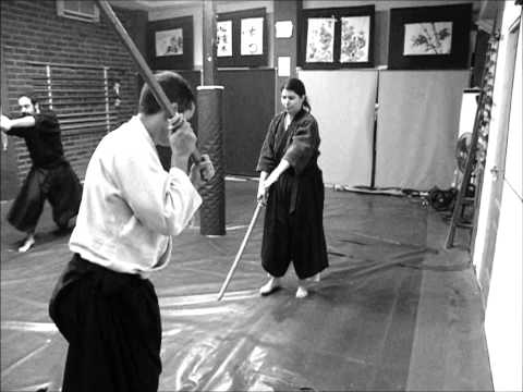 Ogawa Ryu Kenjutsu Kumitachi - January Training Moments Image 1