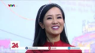 """Hồng Nhung và dự án âm nhạc """"Phố à phố ơi""""- Tin Tức VTV24"""