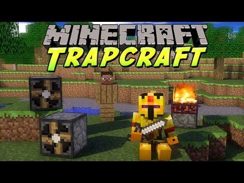 FR Présentation de mods : Trapcraft Minecraft 1.7.10