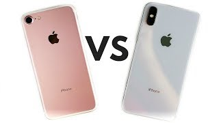 iPhone 7 vs iPhone X - Worth the Upgrade?