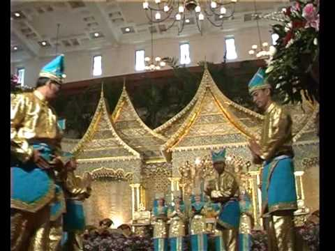 Pasambahan Dance - Minangkabau video
