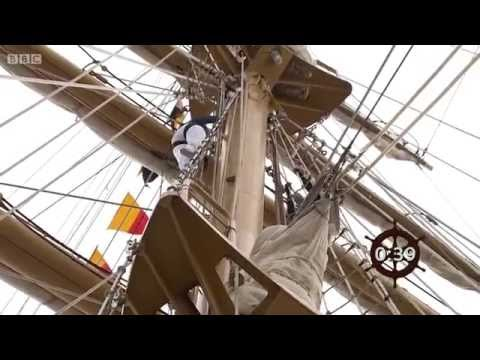 BBC The One show Talls Ships festival Belfast July 2015