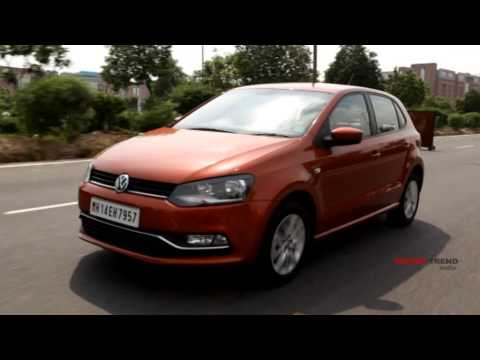 Volkswagen Polo 2014 Facelift TDI Review - Motor Trend India