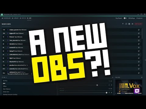NEW OBS RELEASE?! StreamLabs OBS is GREAT for Beginners & SL enthusiasts!