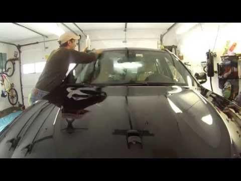 How to clay bar & seal your windshield