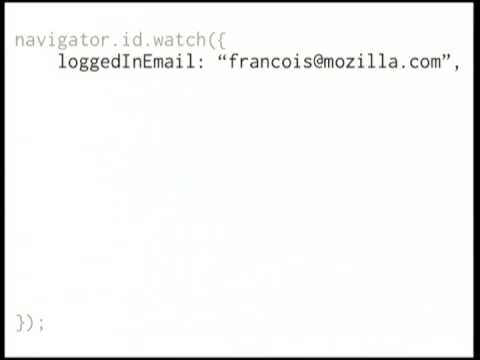 Image from The web beyond usernames and passwords
