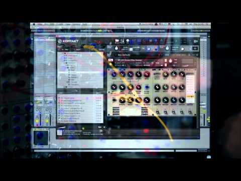 Analogue Workshop 1: Distortion and Feedback -  Kontakt Sample Library from Ian Boddy