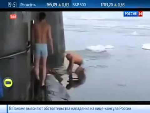 Настоящие мужики в российской армии!