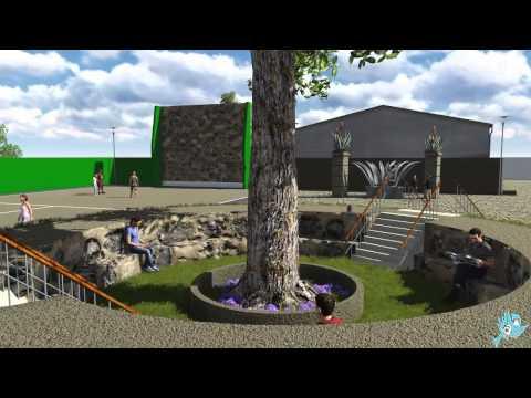 Proyecto Remodelación del Centro Histórico de Coatepec Ixtapaluca