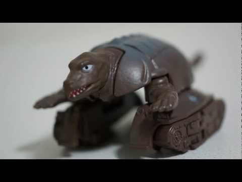ウルトラエッグ 恐竜戦車 Ultra Egg Dino-Tank