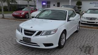 This 2008 Saab 9-3 Convertible Was The End Of An Incredible Era of Automobile History