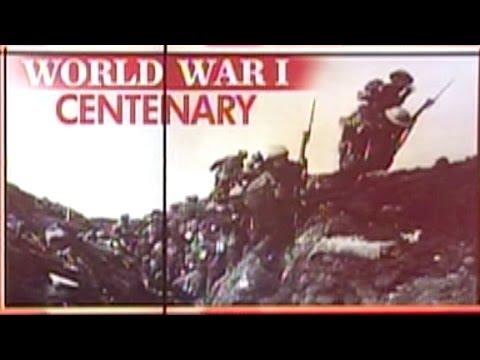 100 years since Franz Ferdinand was killed & WWI began