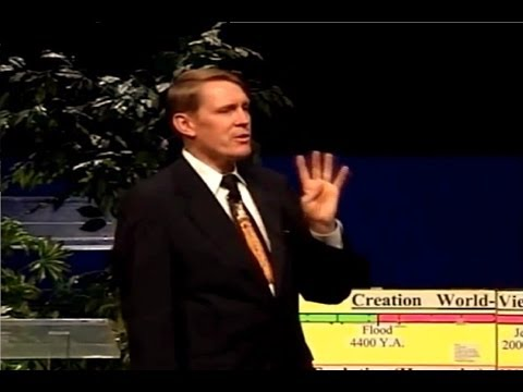 Creation Seminar 1 Age Of The Earth Dr. Kent Hovind (With Subtitles)