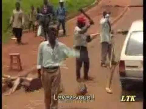Rwanda   Histoire   Du génocide de 94 à l'après génocide    1994 à 1996