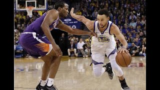 KD, Curry show way as Warriors quickly bounce back, vent ire on Suns