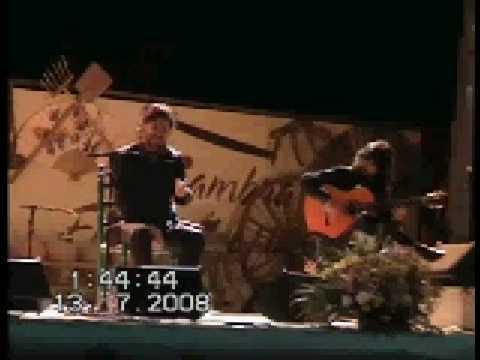 Miguel Poveda y Chicuelo en Zambra 6