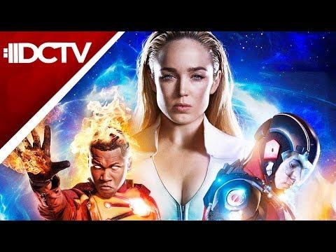 #DCTV: Supergirl vs Reign + Best of Legends Season 3