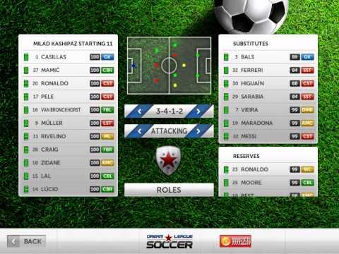 Dream League Soccer Ronaldinho in Dream League Soccer