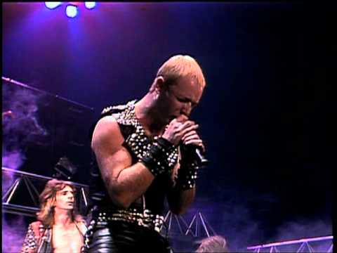 JUDAS PRIEST Metal Gods (LIVE VENGEANCE 1982)