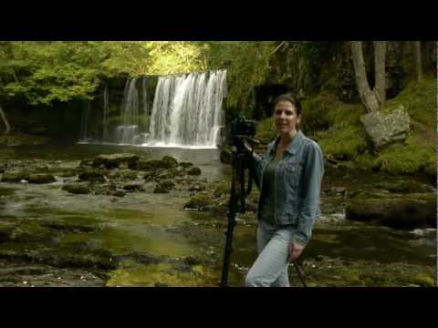 Photographing waterfalls with Sarah Howard of Imageseen