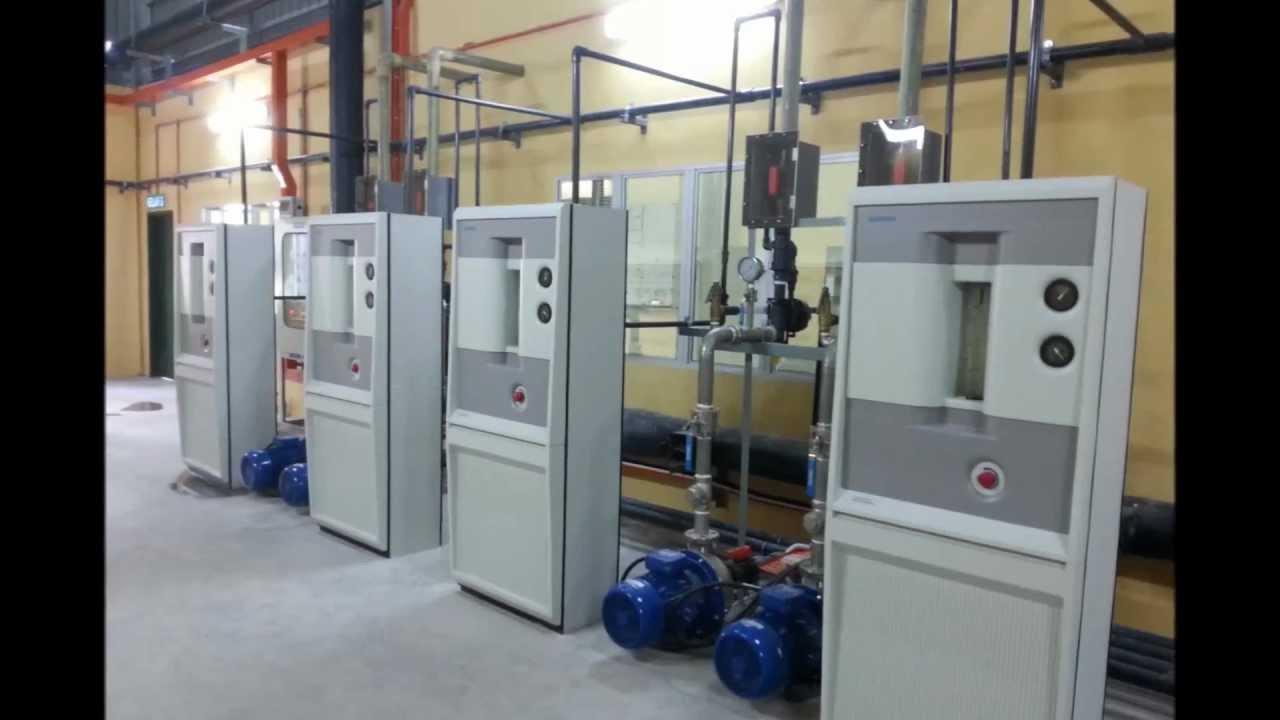 Evoqua Wallace Amp Tiernan Gas Feed Equipment And Control