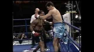 Mike Tyson vs. Lou Savarese (2000-06-24)