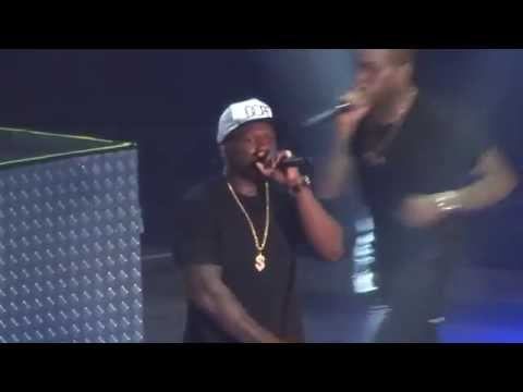 50 Cent - Window Shopper - live Manchester 2015