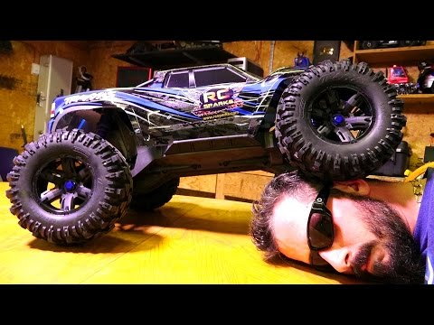 RC ADVENTURES - Traxxas X-MAXX is HOW BiG?! Let's UNBOX one and SEE!