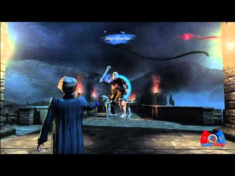 Harry Potter and the Deathly Hallows Part 2 Walkthrough Part 9 (XBOX 360, PS3, PC, Wii, DS)