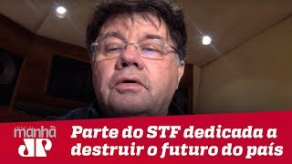 download musica do STF está dedicada a destruir o futuro do Brasil Marcelo Madureira