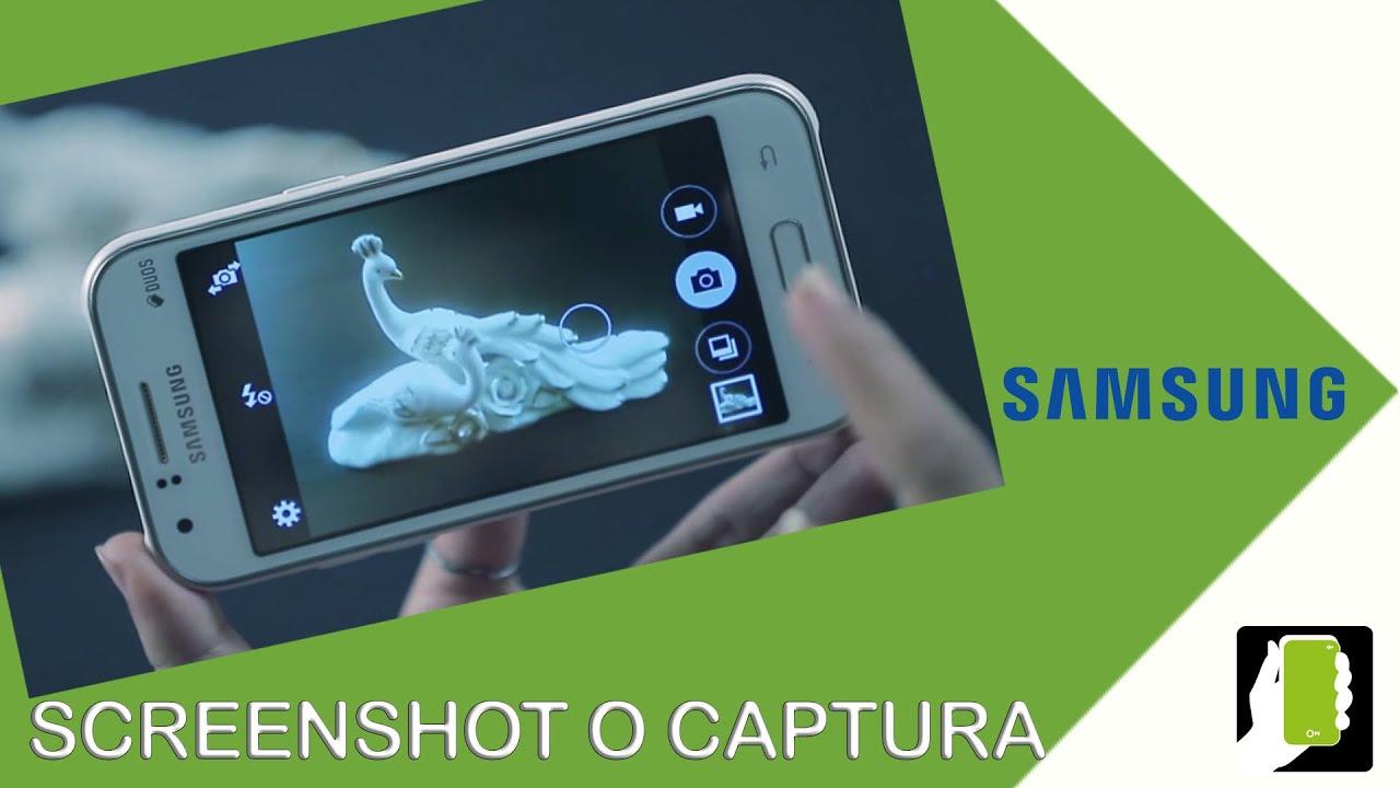 Как сделать скриншот с экрана телефона андроид самсунг