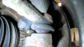1999 Saab 9-5 Loose outer tie rod ends