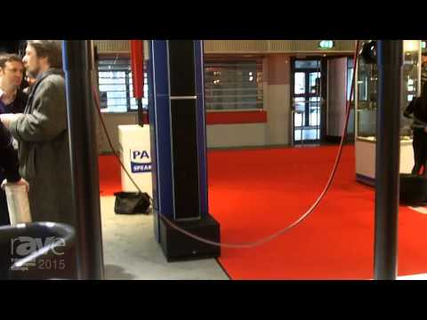 ISE 2015: Pan Acoustics Talks About the Pan Powerline System