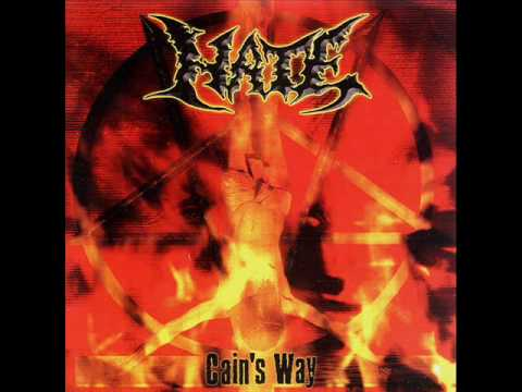 Hate - And The Sin Becomes