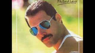Watch Freddie Mercury My Love Is Dangerous video