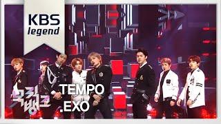 뮤직뱅크 Music Bank Tempo 템포 Exo 엑소 20181116