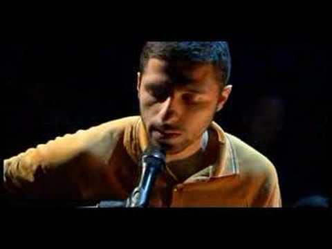 José Gonzalez - Heartbeats [top quality] [live]