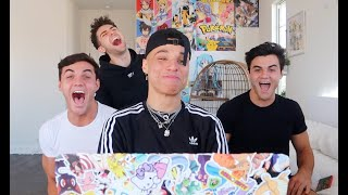 TEACHING THE DOLAN TWINS HOW TO PLAY ROBLOX