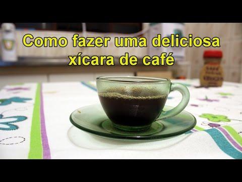Culinária top :Como fazer uma deliciosa xícara de café