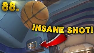 #1 World Basketball Shot!! | OVERWATCH Daily Moments Ep. 88