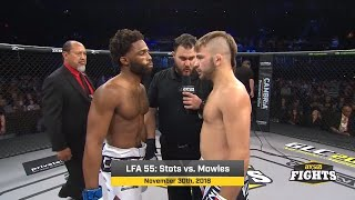 Fight of the Week: Stots vs. Mowles