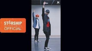 [HYUNGWON][Dance Practice] 몬스타엑스 (MONSTA X) - 'JEALOUSY' Vertical