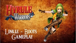 Hyrule Warriors Wii U Gameplay - Linkle - Boots