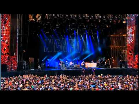Noel Gallagher's High Flying Birds Live at V Festival 2012