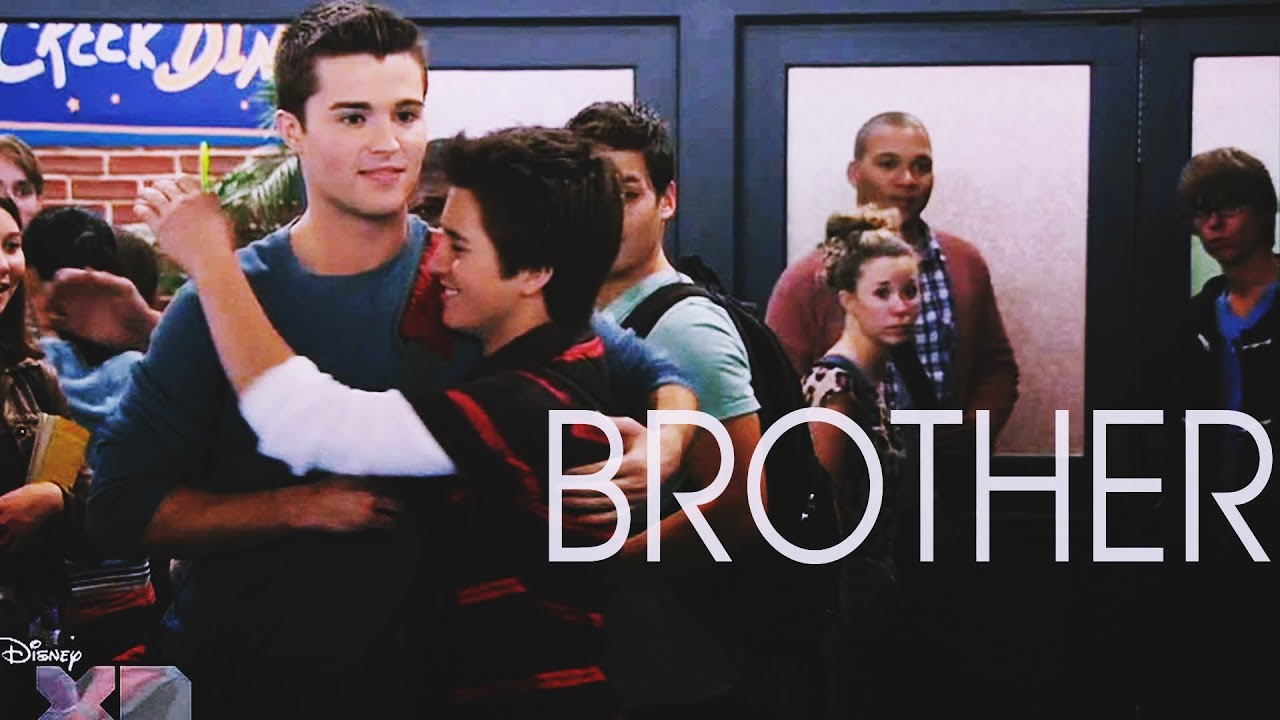 brother lab rats adam chase