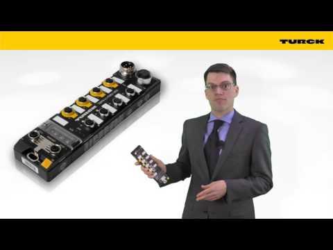 TBPN: Hybrid Module for Standard and Safety I/Os