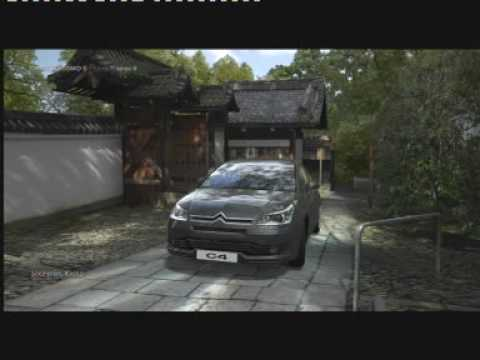 C4 VTS - En Gran Turismo 5 Prologue